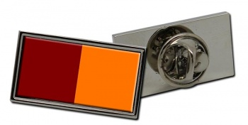 Roma (Italy) Flag Pin Badge