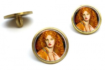 Helen of Troy by Rossetti Golf Ball Marker Set