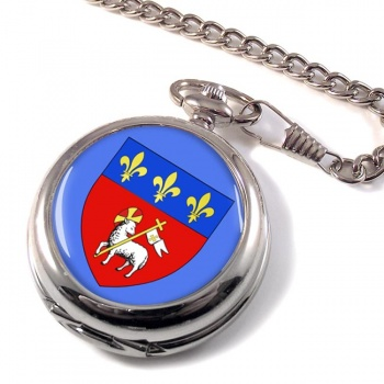 Rouen (France) Pocket Watch