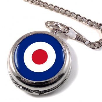 Royal Air Force Roundel Pocket Watch