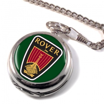 Rover Pocket Watch