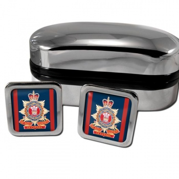 Royal Regiment of Canada (Canadian Army) Square Cufflinks