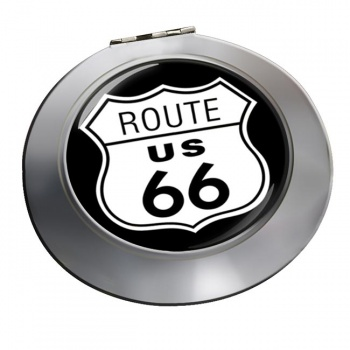 Route 66 Chrome Mirror