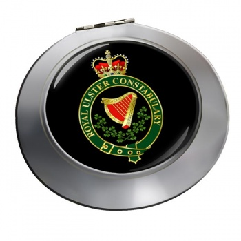Royal Ulster Constabulary RUC Chrome Mirror