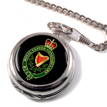 Royal Ulster Constabulary RUC Pocket Watch