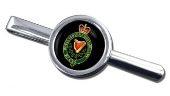 Royal Ulster Constabulary RUC Round Tie Clip
