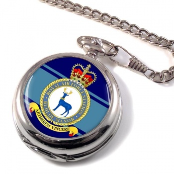RAF Station Rudloe Manor Pocket Watch