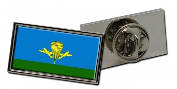 Russian Airborne Troops Rectangle Pin Badge