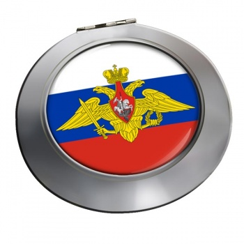 Russian Armed Forces Chrome Mirror