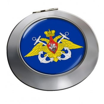Russian Navy Chrome Mirror