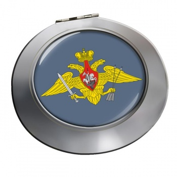 Strategic Missile Troops (Russian Army) Chrome Mirror