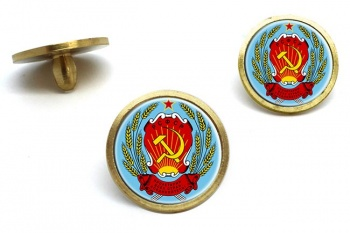 Russian Soviet Golf Ball Marker
