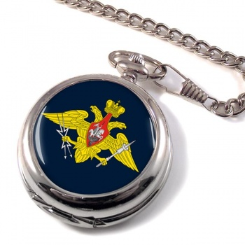Russian Aerospace Defence Pocket Watch