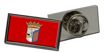 Salamanca (Spain) Flag Pin Badge