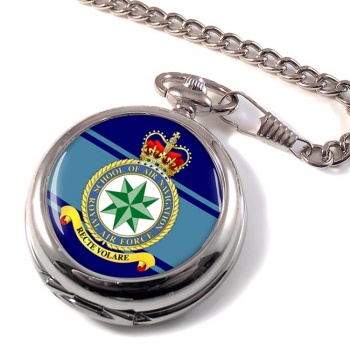 School of Air Navigation (Royal Air Force) Pocket Watch