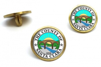 Santa Clara County CA  Golf Ball Marker