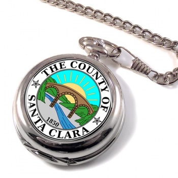 Santa Clara County CA (USA) Pocket Watch