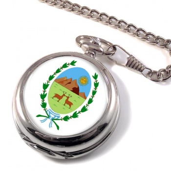 Argentine San Luis Province Pocket Watch