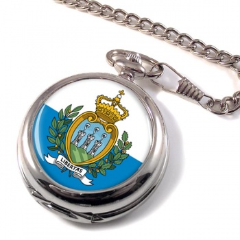 San Marino Pocket Watch