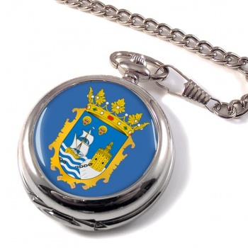 Santander (Spain) Pocket Watch