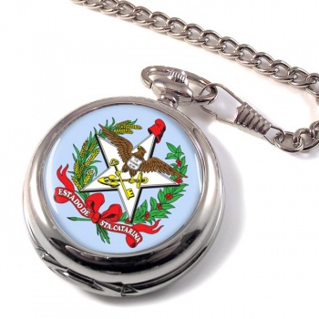Santa Catarina (Brasil) Pocket Watch
