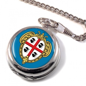 Sardinia Sardegna (Italy) Pocket Watch