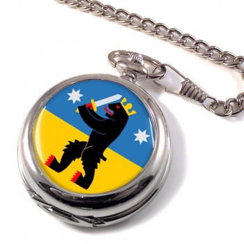 Satakunta (Finland) Pocket Watch