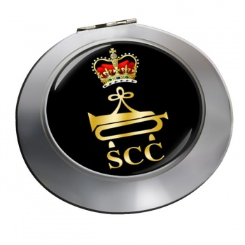 SCC Bugler  Chrome Mirror