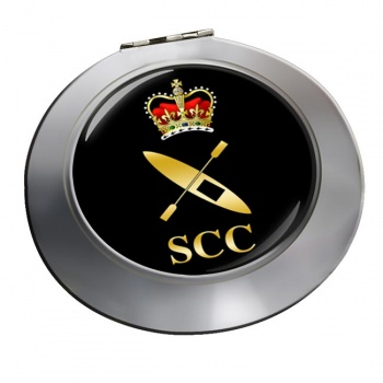 SCC Canoeing Chrome Mirror