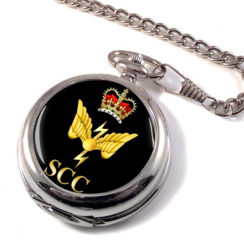 SCC Communications Pocket Watch