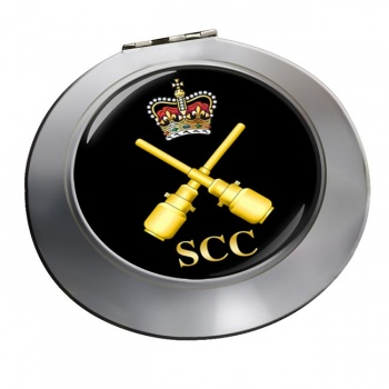SCC Drill instructor Chrome Mirror