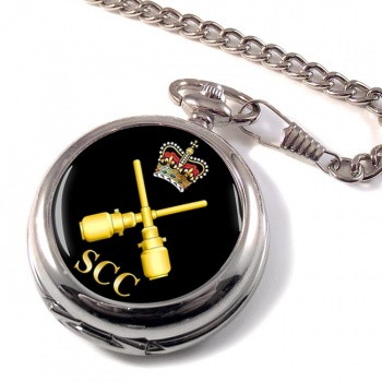 SCC Drill instructor Pocket Watch