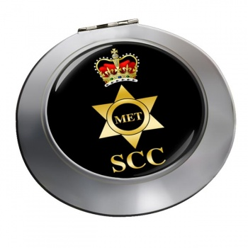 SCC Meteorology Chrome Mirror