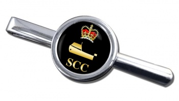 SCC Power Boating Round Tie Clip