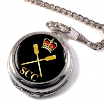 SCC Pulling Pocket Watch