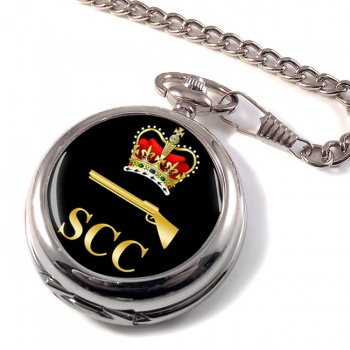SCC Small Bore Pocket Watch