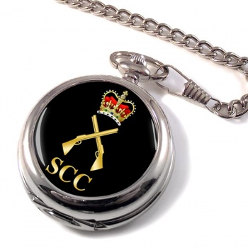 SCC Shooting Full Bore Pocket Watch