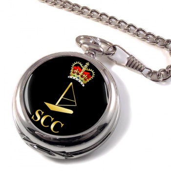 SCC Windsurfing Pocket Watch