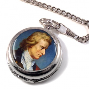 Friedrich Schiller Pocket Watch