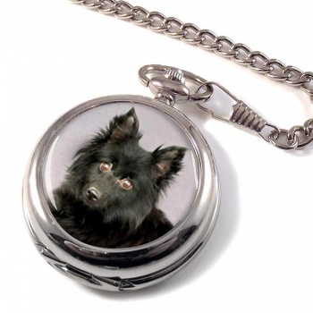 Schipperke Pocket Watch