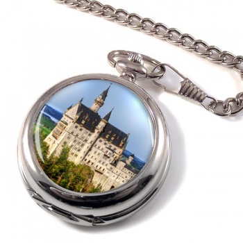 Schloss Neuschwanstein Pocket Watch