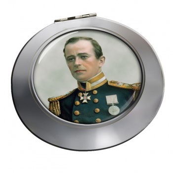 Robert Falcon Scott Chrome Mirror