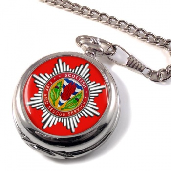 Scottish Fire and Rescue Pocket Watch