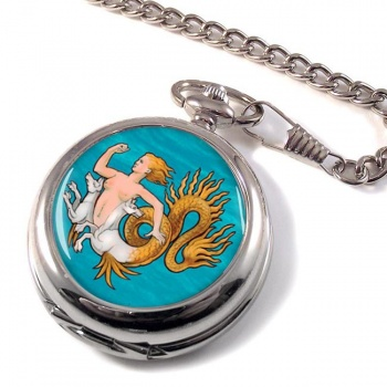 Scylla Pocket Watch