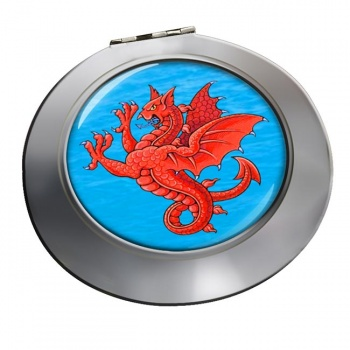 Sea Griffin Mirror
