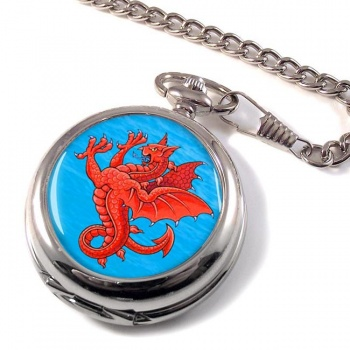 Sea Griffin Pocket Watch