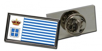 Principato di Seborga Flag Pin Badge