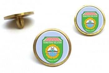 Sumatera Selatan (Indonesia) Golf Ball Marker