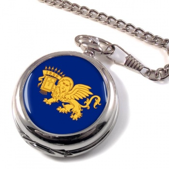 Septinsular Republic Ἑπτα�νησος Πολιτει�α (Greece) Pocket Watch