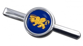 Septinsular Republic (Greece) Round Tie Clip